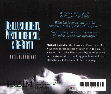 Disillusionment, Postmodernism, and Rebirth - CD