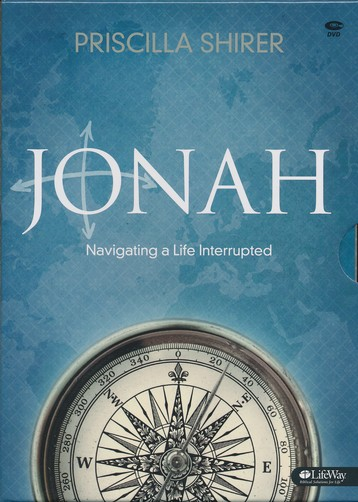 Jonah: Navigating a Life Interrupted DVD Leader Kit