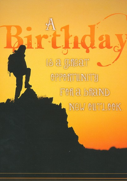 Grand Adventures, Box of 12 Assorted Birthday Cards