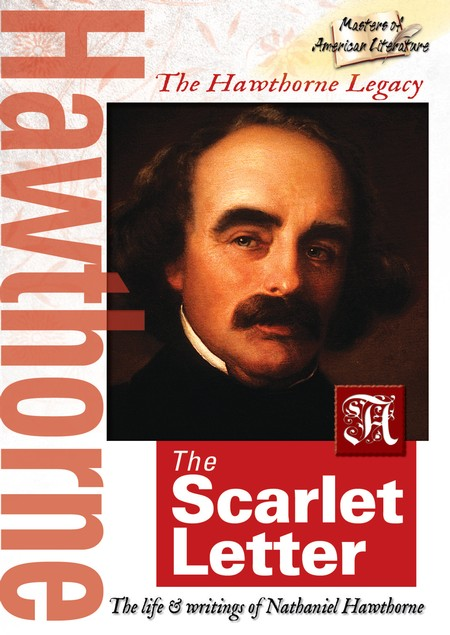 The Hawthorne Legacy - The Scarlet Letter DVD