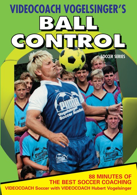 Videocoach: Ball Control DVD