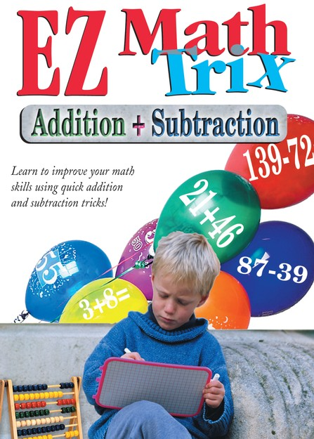 EZ Math Trix: Addition & Subtraction DVD