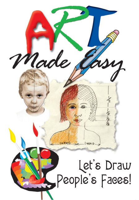 Art Made Easy: Let's Draw People's Faces! DVD