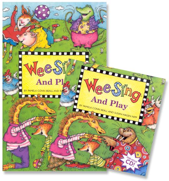 Wee Sing and Play, Book & CD