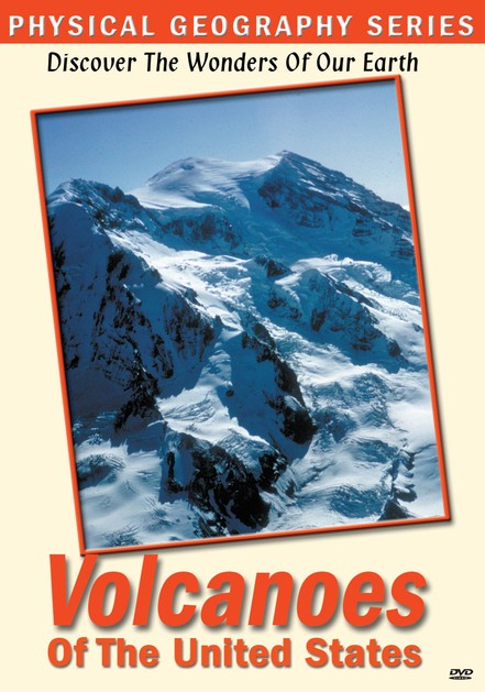 Physical Geography: Volcanoes Of The United States DVD