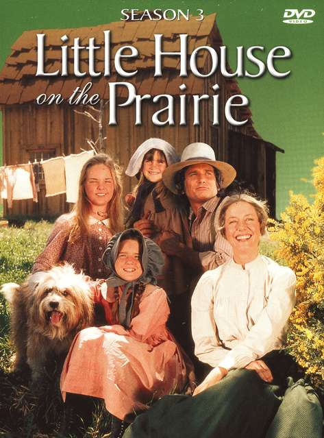 Little House on the Prairie: Season 3, DVD