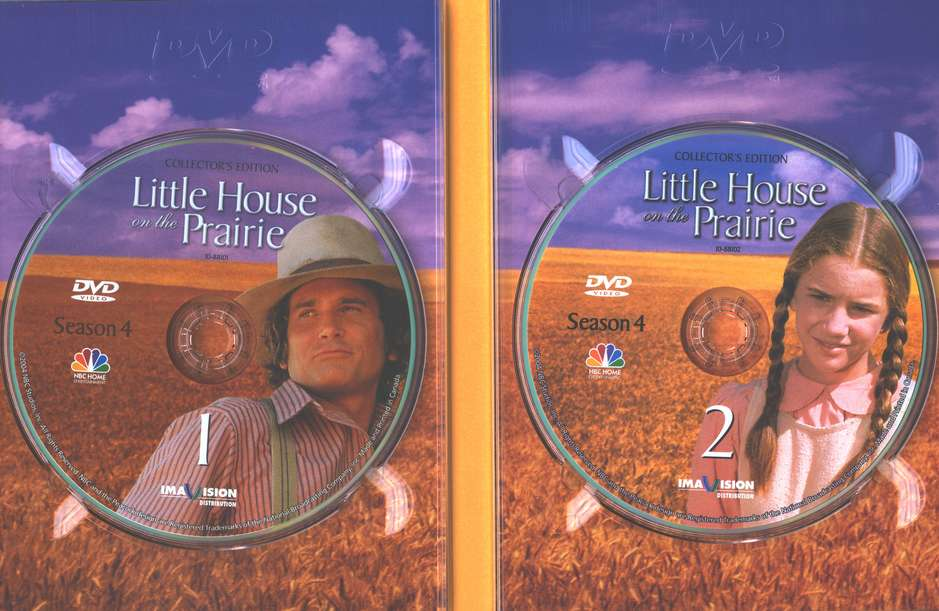 Little House on the Prairie: Season 4, DVD
