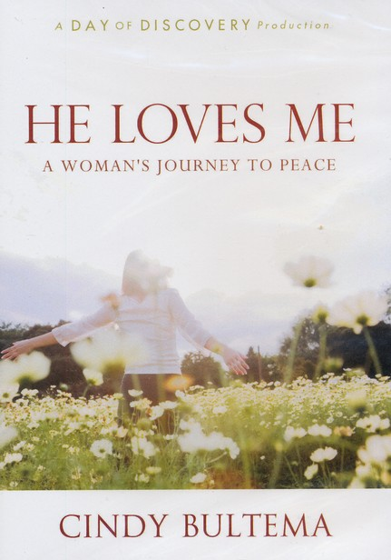 He Loves Me: A Woman's Journey to Peace - DVD