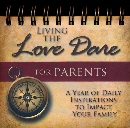 The Love Dare For Parents Flip Calendar