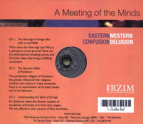 A Meeting of the Minds - CD Delusion