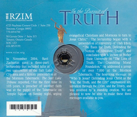 In the Pursuit of Truth - CD