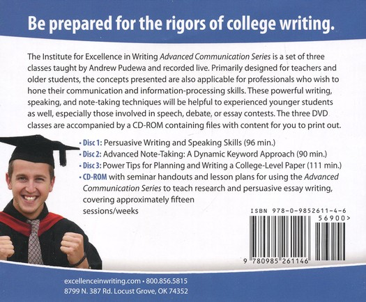 Advanced Communication Series--3 DVDs with ACS E-book on CD-ROM