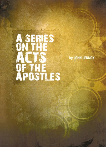 A Series on the Acts of the Apostles - CD