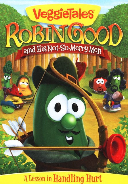 Robin Good and His Not-So-Merry Men, DVD
