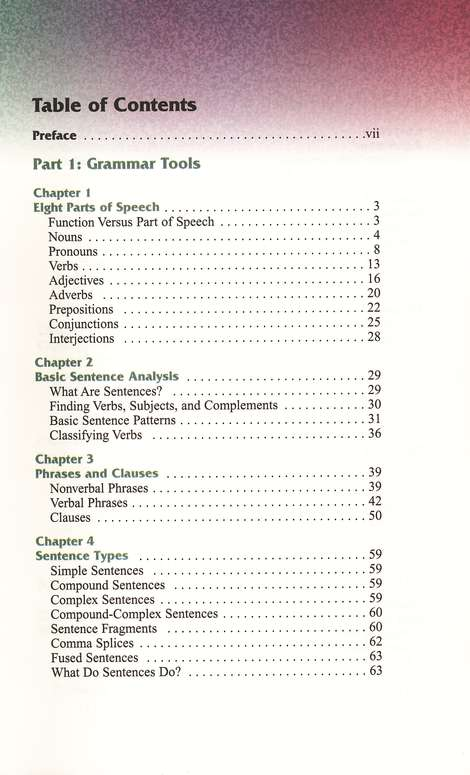 BJU Writer's Toolbox: A Writing & Grammar Handbook for Christian Schools, Second Edition--Grades 9 to 11
