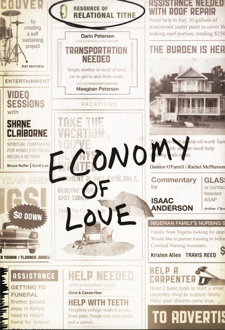 Economy of Love (Small Group Edition DVD + Book): Creating a Community of Enough