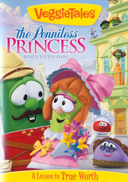 The Penniless Princess, DVD