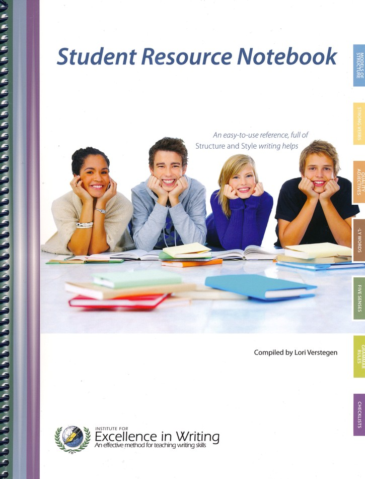 Student Resource Notebook