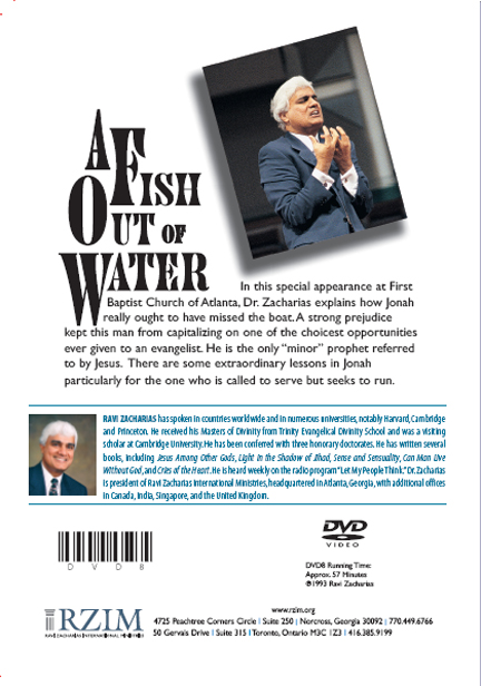 A Fish Out of Water - DVD