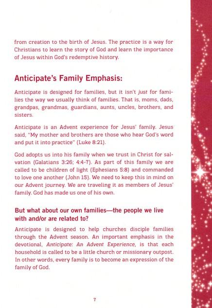 Anticipate Church Planning Kit 9780834129344 Christianbook Com