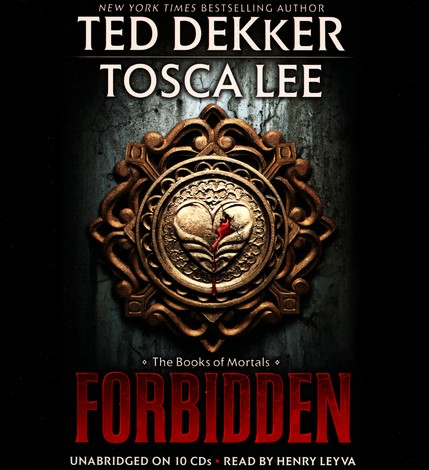 Forbidden, Books of Mortals Series #1, Unabrdiged Audiobook CD