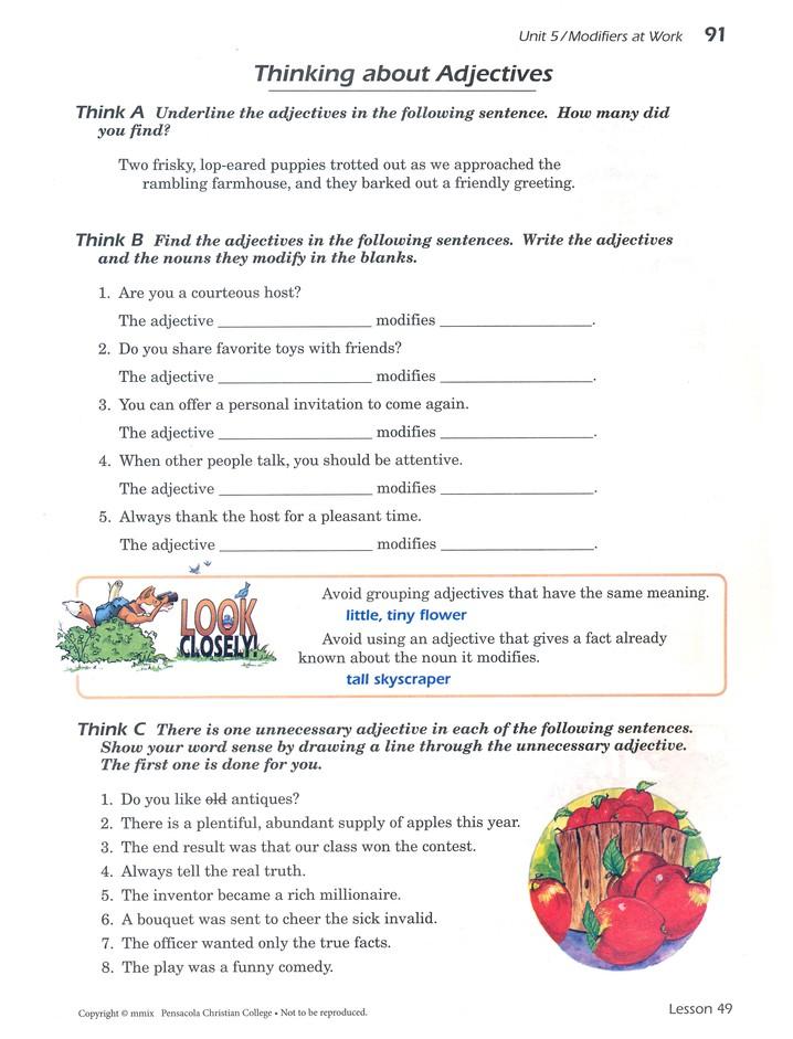 Abeka God's Gift of Language B Writing & Grammar Work-text, Third Edition