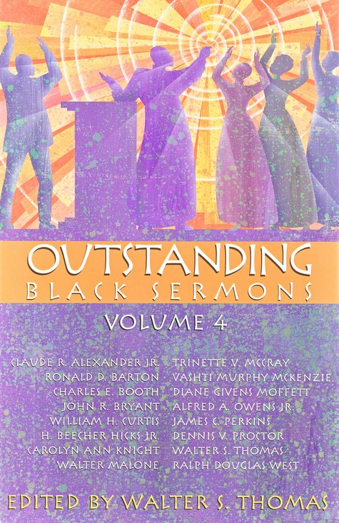 Outstanding Black Sermons, Volume 4