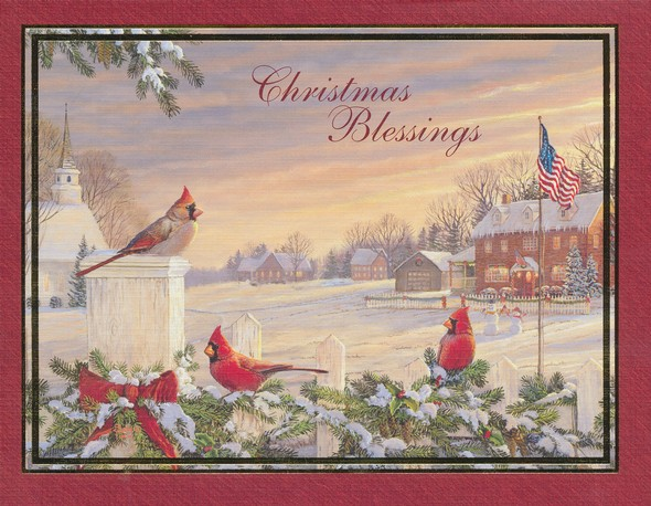 Boxed Christmas Cards.Christmas Blessings Boxed Christmas Cards 18