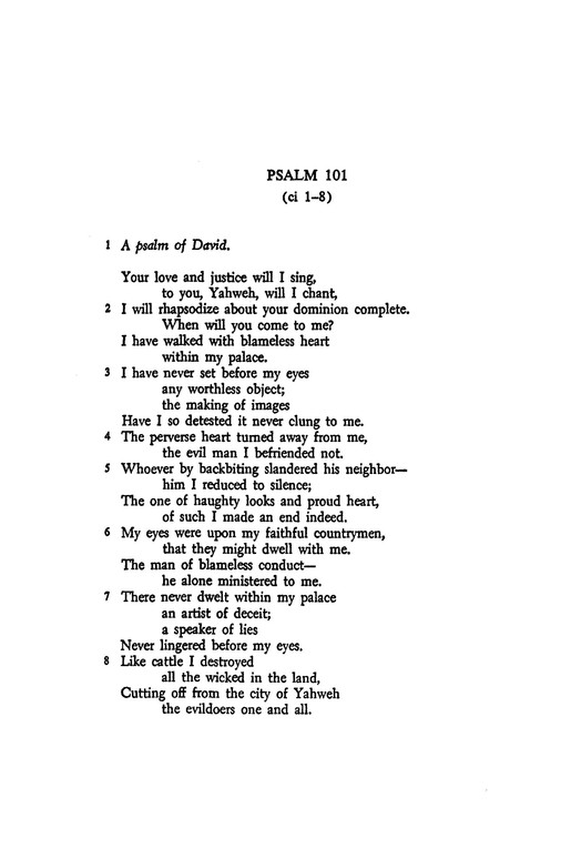 Psalms 101-150: Anchor UYale Bible Commentary [AYBC]
