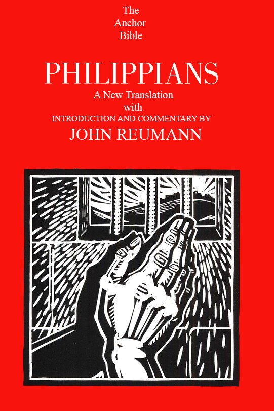Philippians: Anchor Yale Bible Commentary [AYBC]