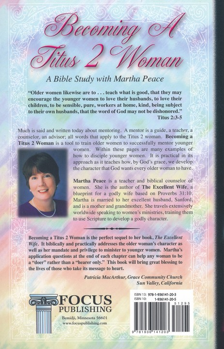 Becoming a Titus 2 Woman expanded edition