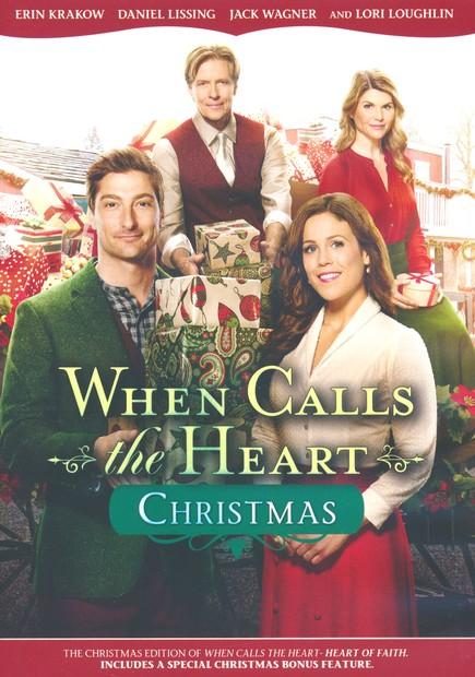 When Calls The Heart Christmas 2020 The Christmas Blessing Dvd Release Date When Calls the Heart: Christmas, DVD   Christianbook.com