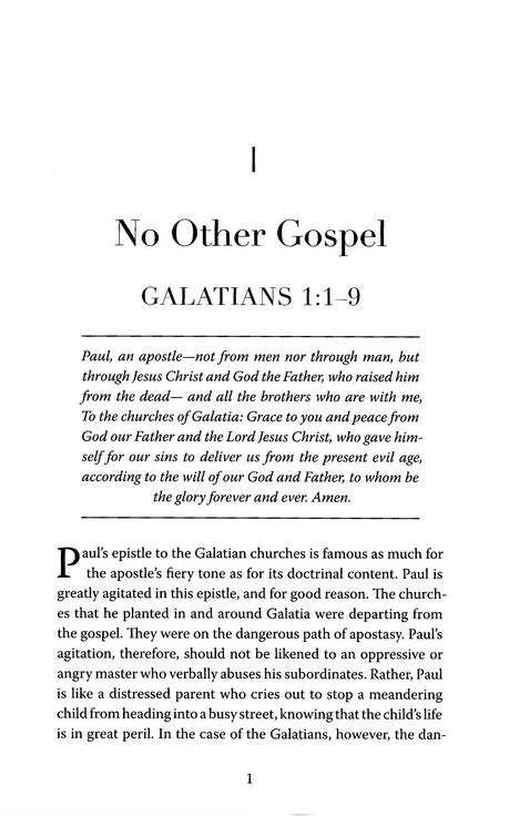 Galatians: The Lectio Continua Expository Commentary