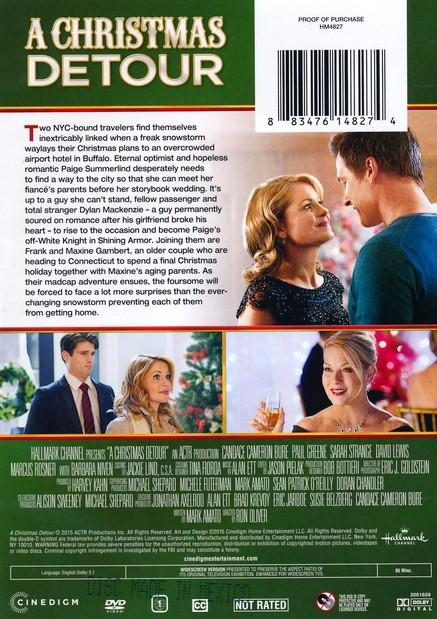 A Christmas Detour.A Christmas Detour Dvd