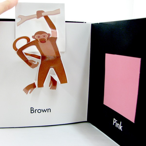 Color Surprises: A Pop-Up Book