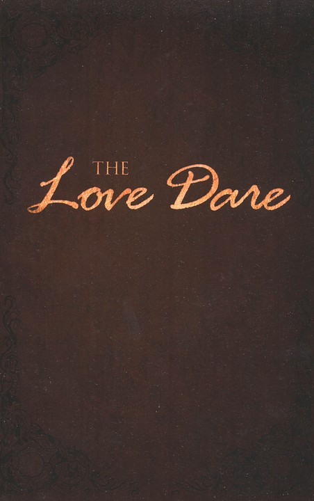 Love Dare, Large Print