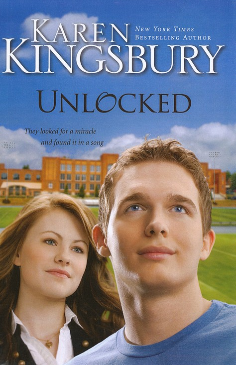 Unlocked: A Love Story, Large Print