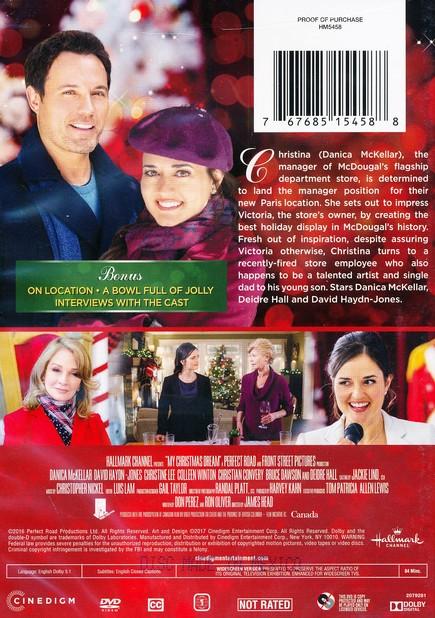 My Christmas Dream.My Christmas Dream Dvd