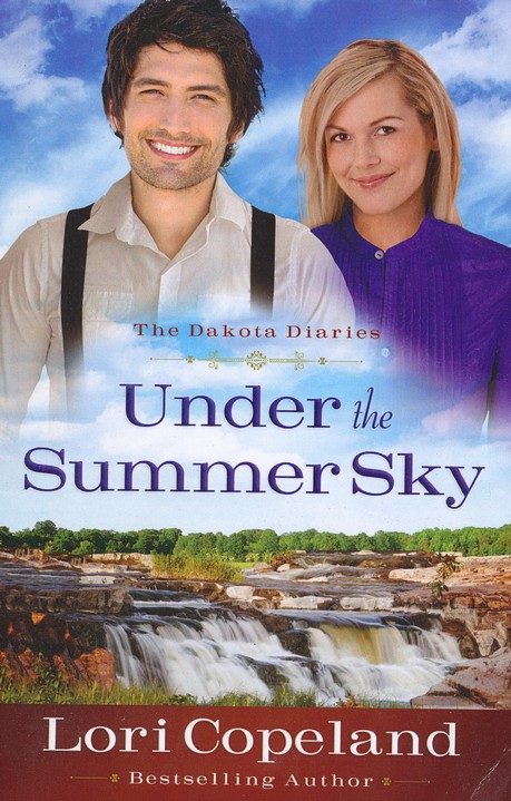 Under the Summer Sky, Dakota Diaries Series #2, Large Print