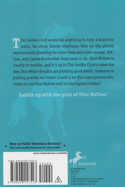 The Saddle Club Series: Horse Play