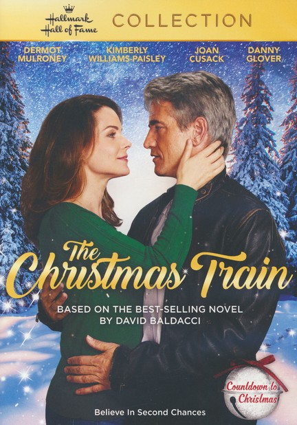 The Christmas Train, DVD