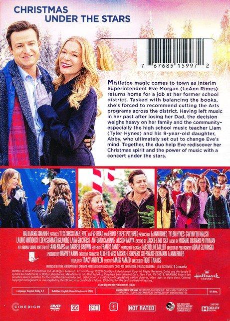 Its Christmas Eve.It S Christmas Eve Dvd