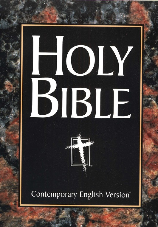 The Holy Bible: CEV Giant Print Easy Reading Bible, Flex cover