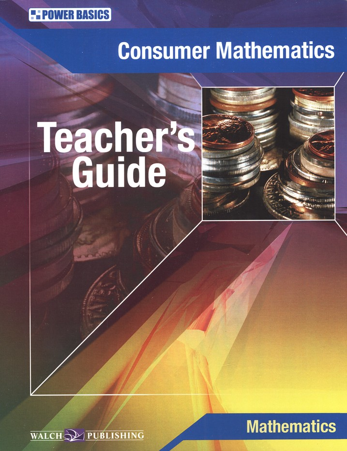 Power Basics Consumer Mathematics Set