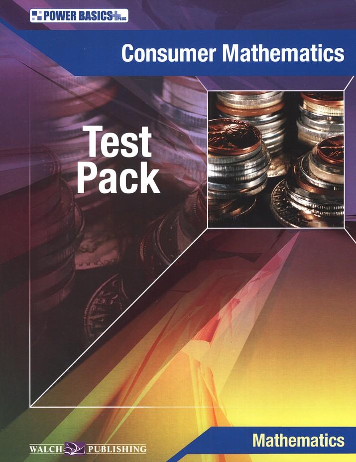 Power Basics Consumer Mathematics Set: 9780825161162 - Christianbook.com