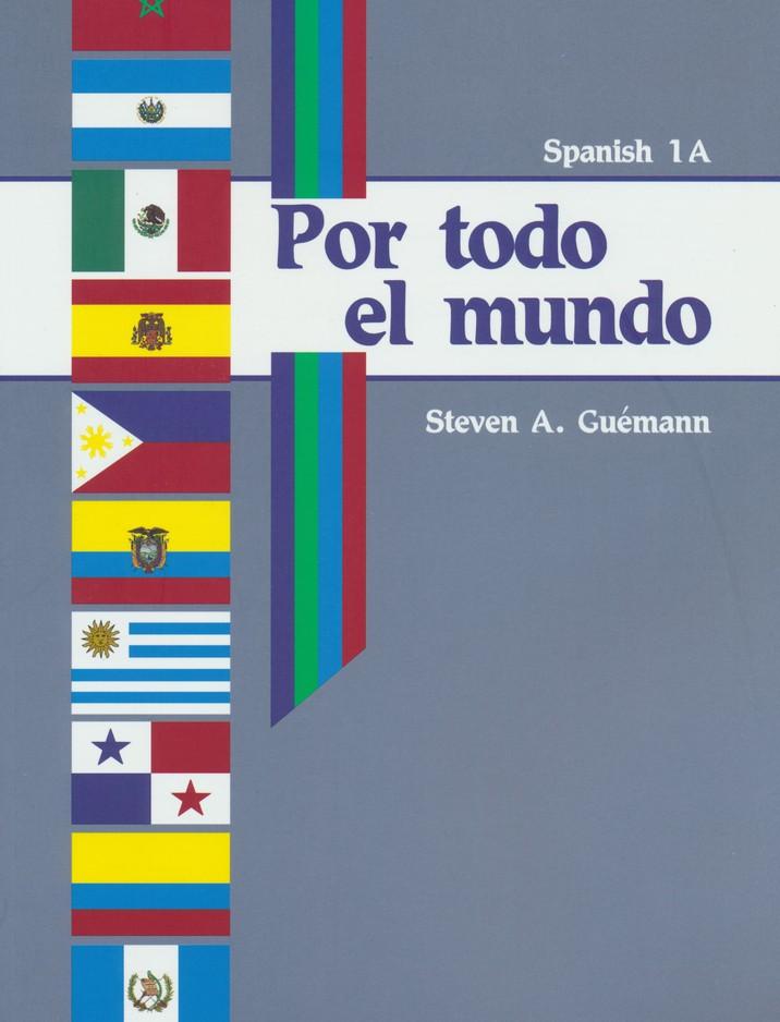 Abeka Por Todo el Mundo--Spanish 1, Books A & B