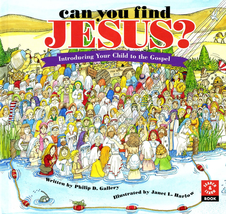 Can You Find Jesus?    Gospel