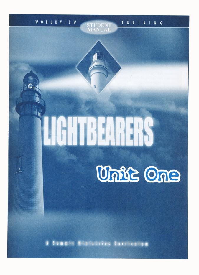 Lightbearers Student Workbook, Third Edition