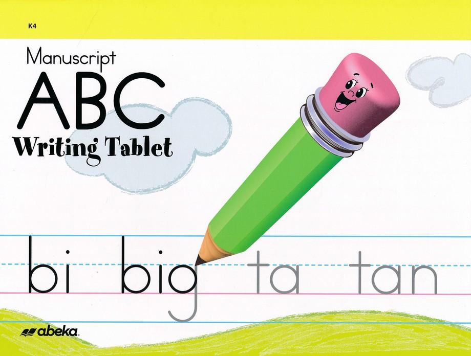 Manuscript Tablet