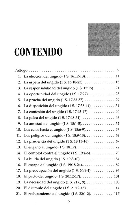 Sermones de Grandes Personajes Biblicos V.1: David / Sermons of Great Bible Characters V.1: David - Spanish